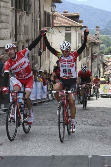 Arrivo Sportful Dolomiti Race donne 2