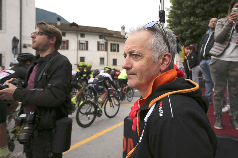 Partenza Sportful Dolomiti Race 15